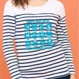 Camiseta mujer manga larga 2021