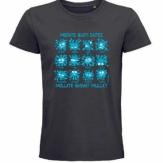 Camiseta hombre manga corta 2021