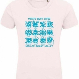 Camiseta niño/niña cuello redondo 2021