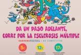 Inscripciones abiertas para participar en la segunda edición virtual de 'Corre por la esclerosis múltiple'