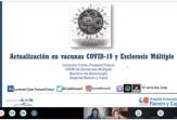 Toda la información sobre 'Actualización en vacunas COVID-19 y EM', en un encuentro digital de FEMM