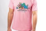 Las personas participantes de la 2ª edición virtual de 'Corre por la Esclerosis Múltiple' lucirán camiseta rosa