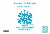 Consigue ya los productos solidarios de la edición 2021 de la campaña 'Mójate por la Esclerosis Múltiple'