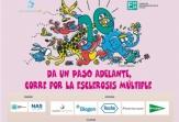 1.350 personas participaron en la segunda edición virtual de la carrera 'Corre por la Esclerosis Múltiple'