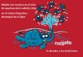 ¡Ven a la inauguración de esta edición Mójate 2015!