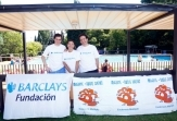 La Fundación Barclays se moja