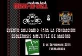 Evento solidario motero-rockero a favor de FEMM