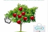 Colabora con 'Una manzana por la vida' a golpe de clic