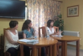 La FEMM participa en una charla informativa sobre esclerosis múltiple en Valdemorillo