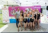'Mójate por la EM' volvió a inundar de solidaridad una treintena de piscinas de Madrid