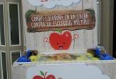 Conoce los Condis donde se celebrará 'Una manzana por la vida' y encuentra el tuyo para ser voluntario