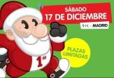 La quinta edición de la Carrera de Papá Noel volverá a apoyar a los afectados por esclerosis múltiple