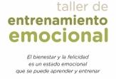 Manejar las emociones y la autoestima, objetivos de una nueva edición del Taller de Entrenamiento Emocional