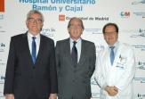 Cerca de 200 pacientes y profesionales acudieron a la Jornada EM y Sociedad del Hospital Ramón y Cajal