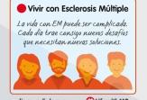 La calidad de vida de las personas con EM, tema central en el Día Mundial de la EM