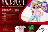 La Plaza del Ayto. de Pozuelo de Alarcón acogerá 'Haz ejercicio por la EM' el próximo 4 de junio