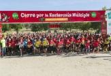 El sábado 26 de mayo tendrá lugar la octava edición de 'Corre por la esclerosis múltiple' en Madrid