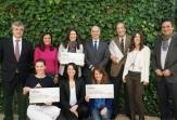 Tressis S.V. entrega un año más su 'regalo solidario' a cuatro entidades sociales