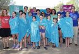 La edición veintiuno de 'Mójate por la EM' inundó de solidaridad piscinas de Madrid