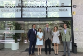 La Consejería de Sanidad de la Comunidad de Madrid visita la sede de la Fundación Esclerosis Múltiple