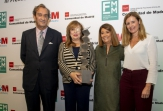 La FEMM premia a María del Carmen Pérez Anchuela por su implicación en el movimiento asociativo de personas con discapacidad