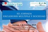 El Hospital Universitario Ramón y Cajal celebra el viernes 1 de febrero la XII Jornada EM y Sociedad