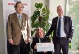 Tressis S.V. convoca a FEMM y otras entidades sociales para hacerles entrega de su 'regalo solidario'