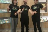 Los participantes de la novena edición de 'Corre por la Esclerosis Múltiple' lucirán camiseta negra