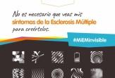 Los síntomas invisibles de la esclerosis múltiple serán los protagonistas del Día Mundial de la EM