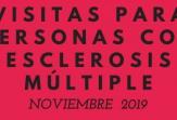 Continúan el ocio y la cultura accesibles de ENTREsijos con varias visitas durante el mes de noviembre
