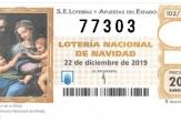 77303 es el número de FEMM para el sorteo de Lotería de Navidad de este año