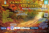 Sábado 14 de diciembre, Caminata Solidaria por la Esclerosis Múltiple en el municipio de Valdemorillo