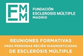 Información y acogida en las Reuniones Formativas para personas recién diagnosticadas en esclerosis múltiple
