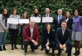 Tressis S.V. entrega un año más su 'regalo solidario' a cinco entidades sociales, entre ellas FEMM