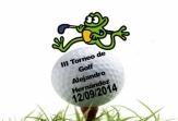 III Torneo de Golf Alejandro Hernández